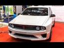 NEW LANCIA DELTA HF CONCEPT by EVOLUZIONE GT SUPERCAR ROMA AUTO SHOW 2016 HQ