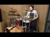 Jason Aldean - Night Train drum cover