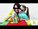 Лучшие видео youtube на сайте main-host Пластилин Плей До и ПОНИ РАДУГА. Квест с Рейнбоу Дэш. Дружба - это чудо!