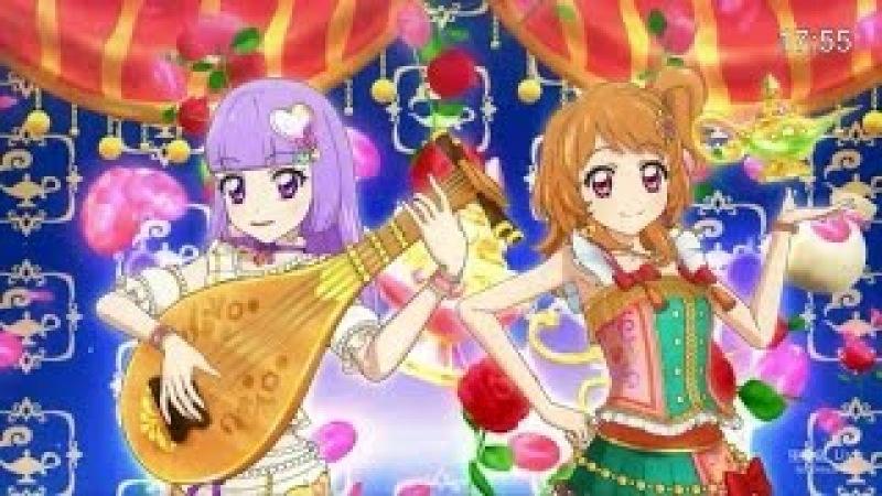 (HD)Aikatsu! -「Hey! little girl」(Episode 139) アイカツ Ep 139 大空あかり 氷上 スミレ