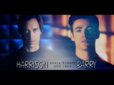 Harrison &amp Barry I'll be watching you.
