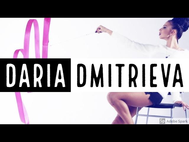 Daria Dmitrieva |Дарья Дмитриева| Rhythmic Gymnastics- Do It For Love |HD|
