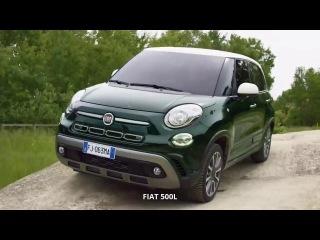 TOP 7 BEST COMPACT SUV │FIAT 500L│SUZUKI SX 5 CROSS│