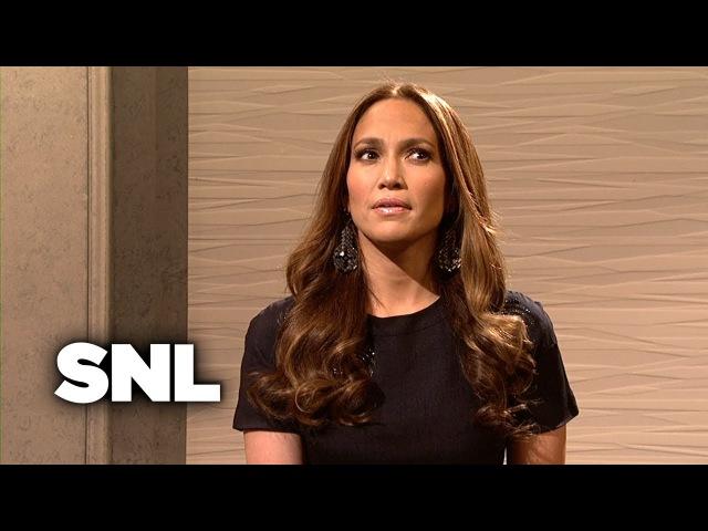 Hollywood Dish: Jennifer Lopez - Saturday Night Live