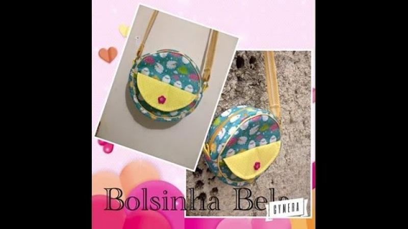 Bolsinha Bela