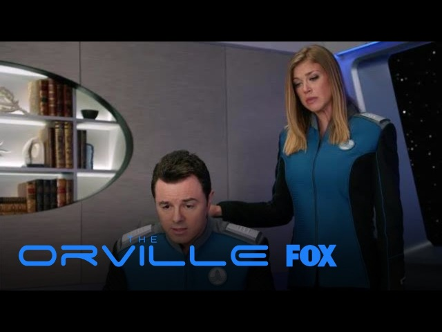 Ed Kelly Receive Orders From Their Admiral | Season 1 Ep. 12 | THE ORVILLE