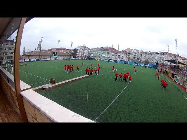 Soccer Agility Training DrillsFutbol Çeviklik AntrenmanFußball-AgilityФутбол Ловкость Тренировка