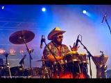 DJ + Percussion Techno &amp House DADDI BAHMANI &amp DJ FRANKSEN