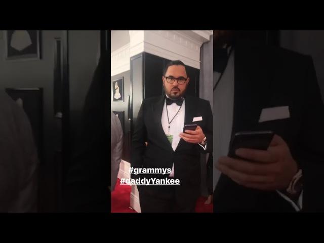 Nevarez Instagram Stories w/ Daddy Yankee