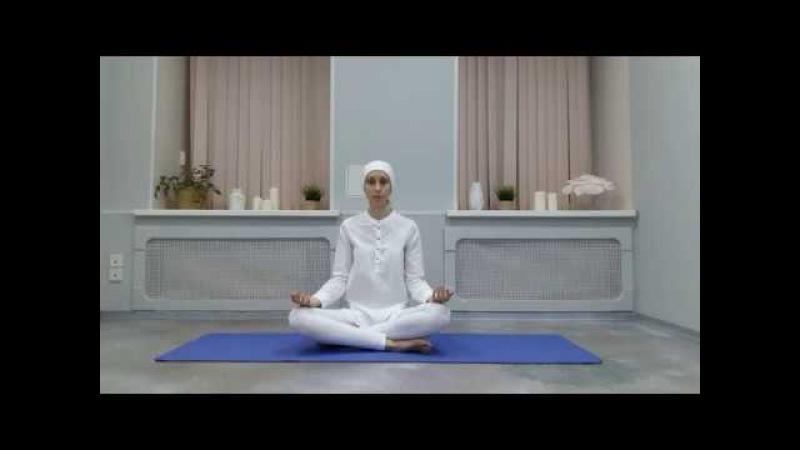 Кундалини йога с Анжеликой Батт Дыхание заряжающее энергией