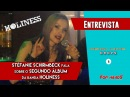 For headS l MLD nº 9 Stéfanie Schirmbeck HOLINESS O novo álbum será mais pesado