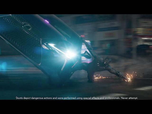 2018 Lexus LC   Marvel Black Panther