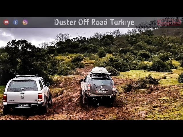 Off Road VW Amarok V S Dacia Duster смотреть онлайн без регистрации