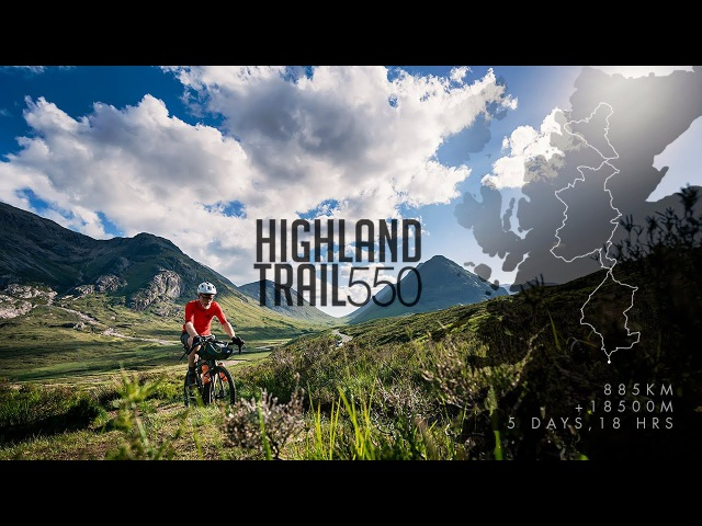 BOMBTRACK AT THE HIGHLAND TRAIL 550