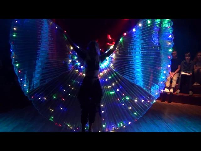 Talantu šovs. Austrumu dejas. Katrīna Siliņa-Lucenko