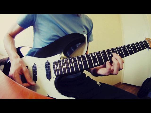 Виталий Ефремочкин - Вечно буду славить | guitar cover