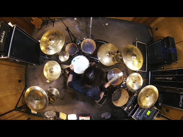 Disturbed Ten Thousand Fists DRUM COVER by Marco Horror