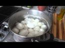 How to make Super Easy Peel Hard Boiled Eggs