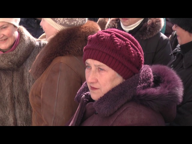 В Лисичанске прошел мирный митинг за права женщин