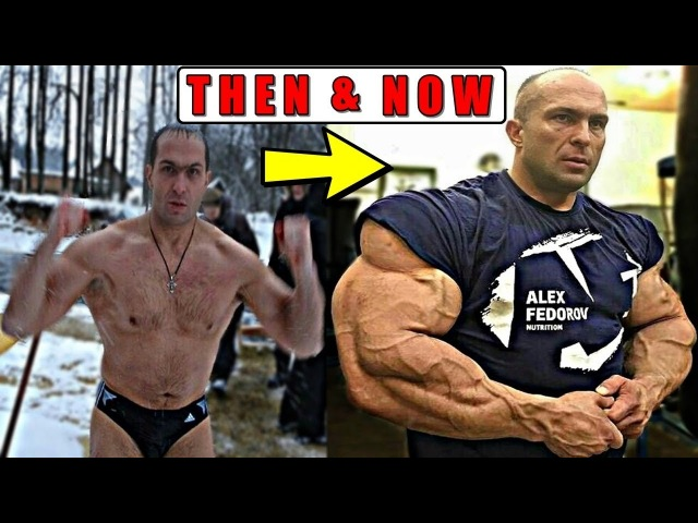 Alex Fedorov The Biggest Russian Mass Monster - Comeback Story