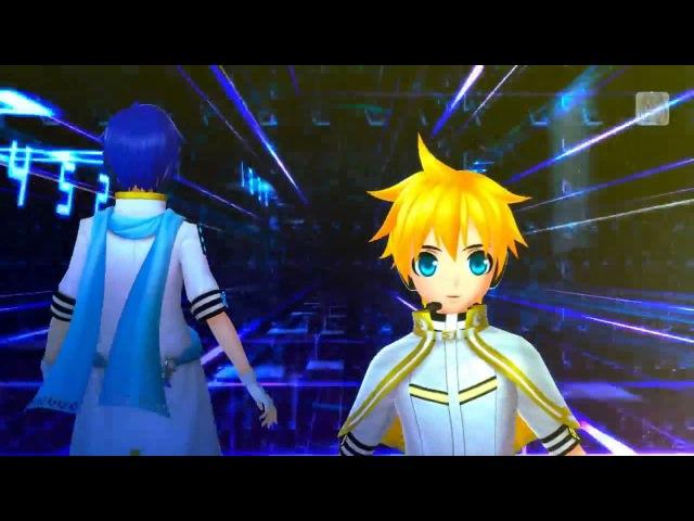 Hatsune Miku - Erase or Zero (rus vocal:gennri64)