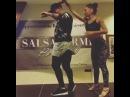 @socialdancetv on Instagram Salsa workshop 😊 Dancers Fernando Sosa Jessica Patella Pages @ @jessica patella salsa dan