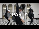 Party - Chris Brown feat. Usher (Dance Video) | @besperon Choreography
