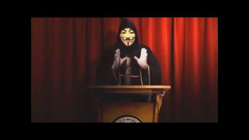 Anonymous RU Сообщение для всех людей