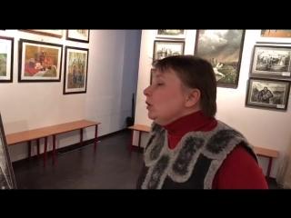 В картинной галерее ДК «Подмосковье» открылась традиционная выставка дипломных работ выпускников художественных школ