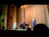 Концерт Юлии Зиганшиной,