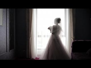 свадебное видео Рамиль и Марина