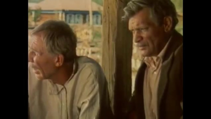 Вечный зов Диалог Панкрата с Кружилиным за разгром колхоза