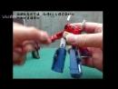 DX9 toys X34 Dutch(G1 Optimus Prime) transformation