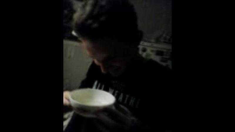 Матян и проёбанная тарелка