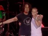Chris Cornell feat  Chester Bennington - Hunger Strike