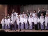 Хор ЧГУ в Доме музыки и кино