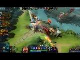 SumiYa Invoker God vs TOP 100 Tinker and Pro Player (xiao8) Epic Battle Dota 2