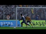FIFA18 Дебютный гол Усмана Дембеле
