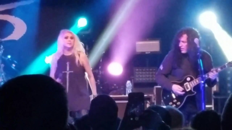 The Pretty Reckless Living in the Storm Starland Ballroom