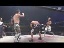 YAMATO BxB Hulk Kzy c vs Naruki Doi Masato Yoshino Jason Lee Dragon Gate The Final Gate 2017