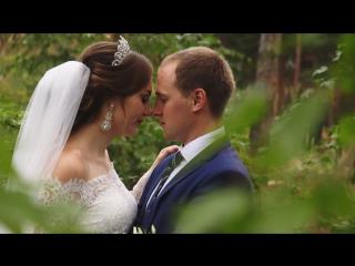 Свадебный клип Юрия и Полины
