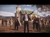 Рекламный ролик Far Cry 5 с живыми актёрами.