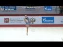 Гран-При 2018, Москва Квалификация Арина Аверина / Обруч
