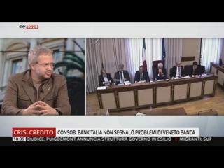 Claudio Borghi: «La commissione d'inchiesta sul sistema bancario e i segreti di Pulcinella»