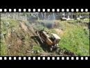 Гусеничные ТРАКТОРы в грязи и снегу! Нынче в поле тракторист, завтра в армии танкист! Подборка