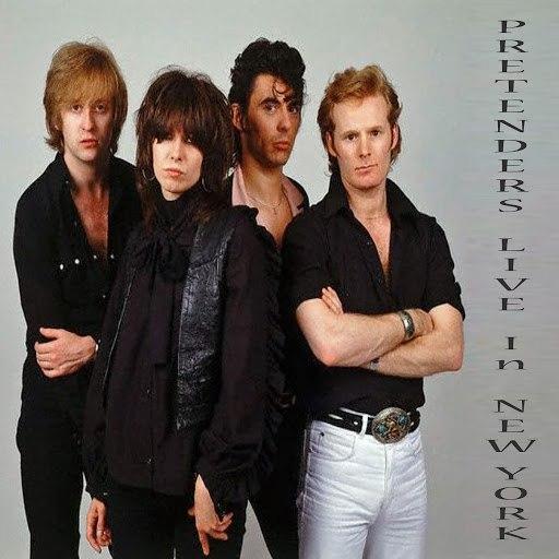 The Pretenders альбом Live In New York (Live)