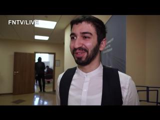 Приём-2017: интервью с абитуриентом