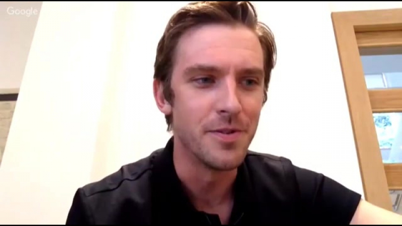 Dan Stevens on exploring 'mind-blowing' worlds in 'Legion' 'Beauty and the Beast'