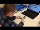 Бесплатный урок по робототехнике в Академии Гениев Москва