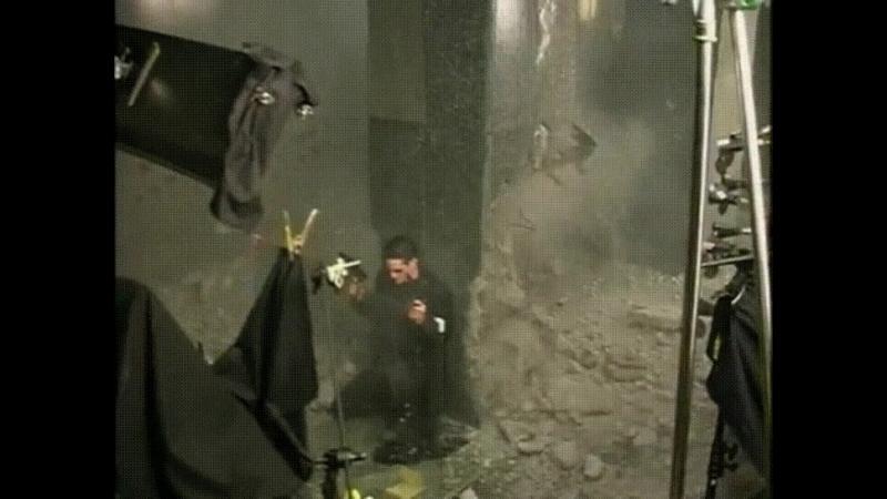 Мой уровень подготовки к решению проблем Киану Ривз на съемках Матрицы